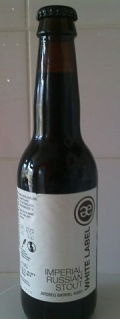 Emelisse White Label Imperial Russian Stout &#40;Ardbeg BA &#41; - Imperial Stout
