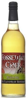 Fosseway Cider - Medium Dry &#40;Bottle&#41; - Cider