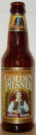 Samuel Adams Golden Pilsener - Pilsener