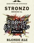 Stronzo Proud Stronzo - Golden Ale/Blond Ale
