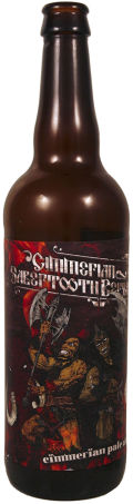 Three Floyds Cimmerian Sabertooth Berzerker  - Imperial/Double IPA