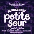 Crooked Stave Blackberry Petite Sour - Sour Ale/Wild Ale