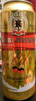 Koblenzer Pils - Pilsener
