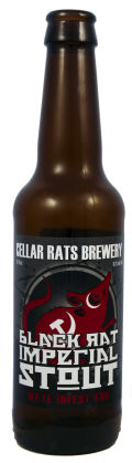 Cellar Rats Black Rat Imperial Stout - Imperial Stout