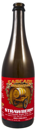 Cascade Strawberry - Sour Ale/Wild Ale