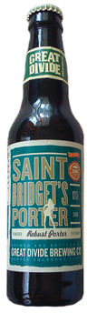 Great Divide St. Bridgets Porter &#40;St. Brigids&#41; - Porter