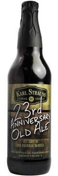 Karl Strauss 23rd Anniversary Old Ale - Old Ale