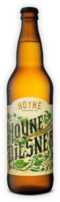 Hoyne Hoyner Pilsner - Pilsener