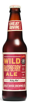 Great Divide Wild Raspberry Ale - Fruit Beer