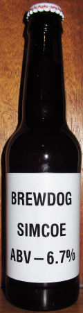 BrewDog IPA Is Dead - Simcoe - India Pale Ale &#40;IPA&#41;