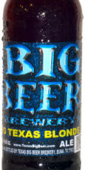 Texas BIG BEER Texas Blonde - Belgian Strong Ale