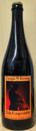 Upright Sole Composition: De La Seven - Sour Ale/Wild Ale