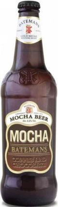Batemans Mocha Beer &#40;Bottle & Keg&#41; - English Strong Ale