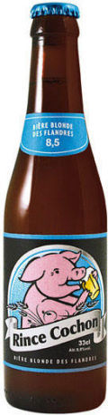 Rince Cochon - Belgian Strong Ale