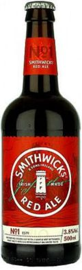 Smithwicks Draught - Irish Ale