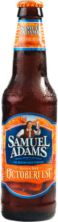 Samuel Adams Octoberfest - Oktoberfest/Mrzen