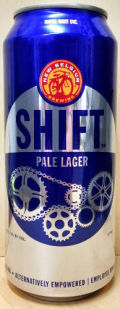 New Belgium Shift Pale Lager - Premium Lager