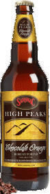 Saranac High Peaks Chocolate Orange - Baltic Porter