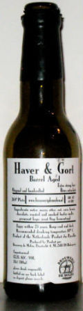 De Molen Haver & Gort - Imperial Stout