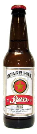 Starr Hill Starr Pils - Pilsener