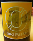 Ngne  God Pske 2012 - Belgian Ale