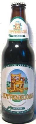 Huttenkloas Landbier - Zwickel/Keller/Landbier