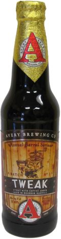 Avery Tweak &#40;Bourbon Barrel&#41; - Imperial Stout