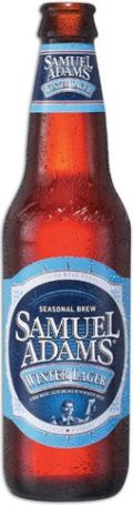 Samuel Adams Winter Lager - Spice/Herb/Vegetable