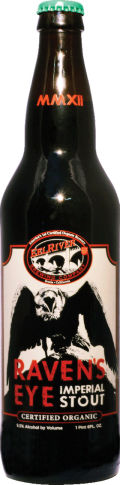 Eel River Ravens Eye Imperial Stout - Imperial Stout