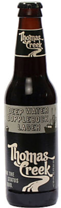 Thomas Creek Deep Water Dopplebock - Doppelbock