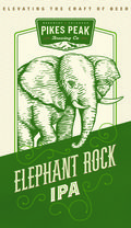 Pikes Peak Elephant Rock IPA - India Pale Ale &#40;IPA&#41;