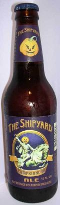 Shipyard Pumpkinhead Ale - Spice/Herb/Vegetable