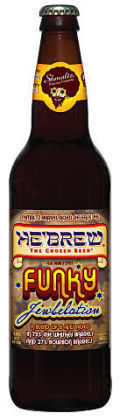 Hebrew Funky Jewbelation 2012 - American Strong Ale 