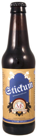 Mankato Stickum Alt - Altbier