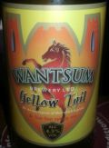 Wantsum Yellow Tail - Golden Ale/Blond Ale