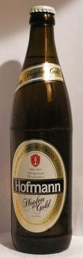 Hofmann Hopfen Gold Pilsener - Pilsener