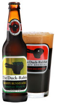 The Duck-Rabbit Hoppy Bunny ABA - Black IPA