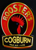 Roosters Cogburn - Golden Ale/Blond Ale