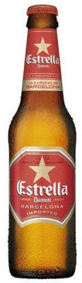 Estrella Damm &#40;4.6%&#41; - Pilsener