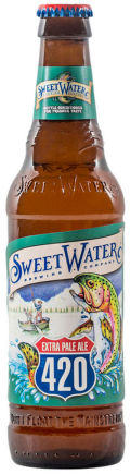 Sweetwater 420 Extra Pale Ale - American Pale Ale