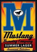 Mustang Summer Lager - Pale Lager