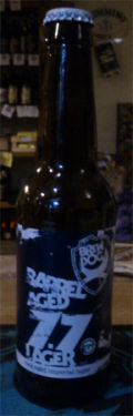 BrewDog Barrel Aged 7.7 Lager - Strong Pale Lager/Imperial Pils
