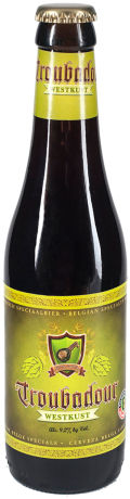 Troubadour Westkust - Black IPA