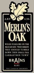 Brains Merlins Oak - Bitter