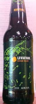 Harpoon Leviathan Great Scott - Scotch Ale