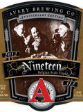 Avery Anniversary Nineteen - Abbey Tripel