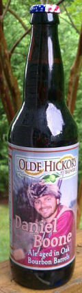 Olde Hickory Daniel Boone - Brown Ale
