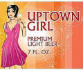 Uptown Girl Premium Light Beer - Pale Lager