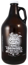 Pig Minds PD California Ale with Blueberries - Fruit Beer