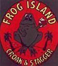 Frog Island Croak & Stagger - English Strong Ale